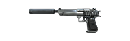 Desert Eagle Silencer